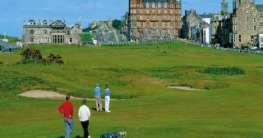 Golfen in Schottland