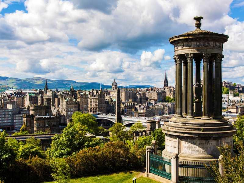 Reisezeit Schottland