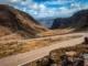 Applecross, die höchste Passstraße Schottlands