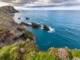 Die Shetland Inseln von Schottland